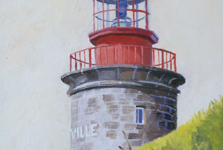 Le phare de Granville