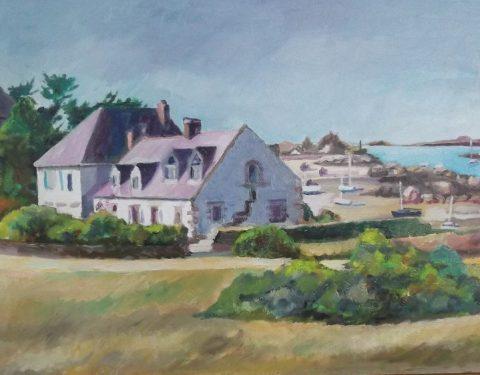 Maison de marin marie Chausey