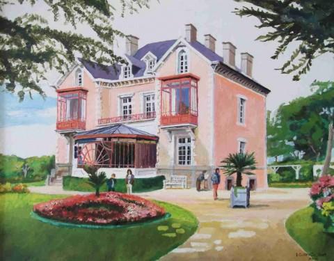 Villa Christian Dior
