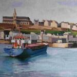 Peinture cargo granville