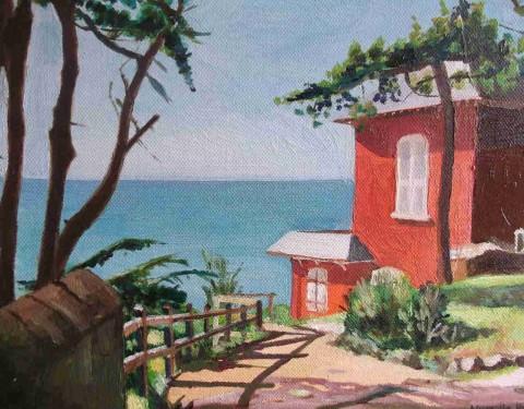 maison saint pair sur mer